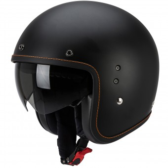 Casque Jet Scorpion Belfast Matte Black