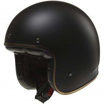 Casque Jet LS2 Bobber Matt Black OF583
