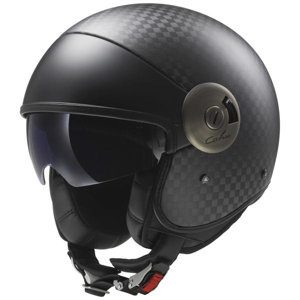 Casque Ls2 Cabrio Carbon Of597 En Stock Icasque Com