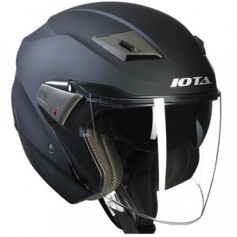 Casque Jet IOTA Wick Matt Black