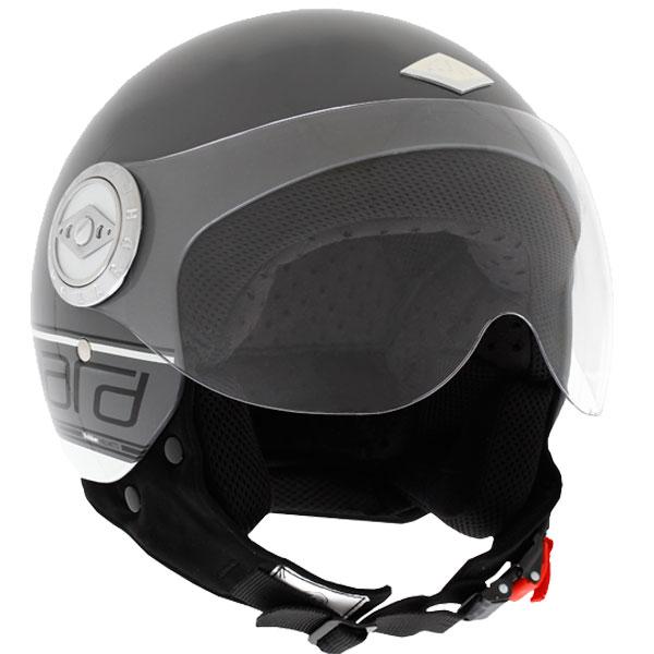 I casque moto