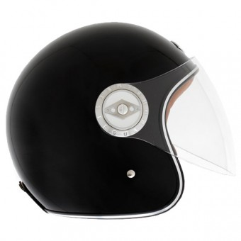 Casque Jet Edguard Dirt Ed Original Black