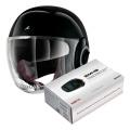 Pack Nano Blank BLK + Kit Bluetooth Sena SMH5