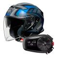 Pack J-Cruise II Aglero TC2 + Kit Bluetooth Sena 5S Solo