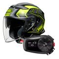 Pack J-Cruise II Aglero TC3 + Kit Bluetooth Sena 5S Solo