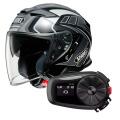 Pack J-Cruise II Aglero TC5 + Kit Bluetooth Sena 5S Solo
