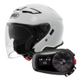 Pack J-Cruise II White + Kit Bluetooth Sena 5S Solo