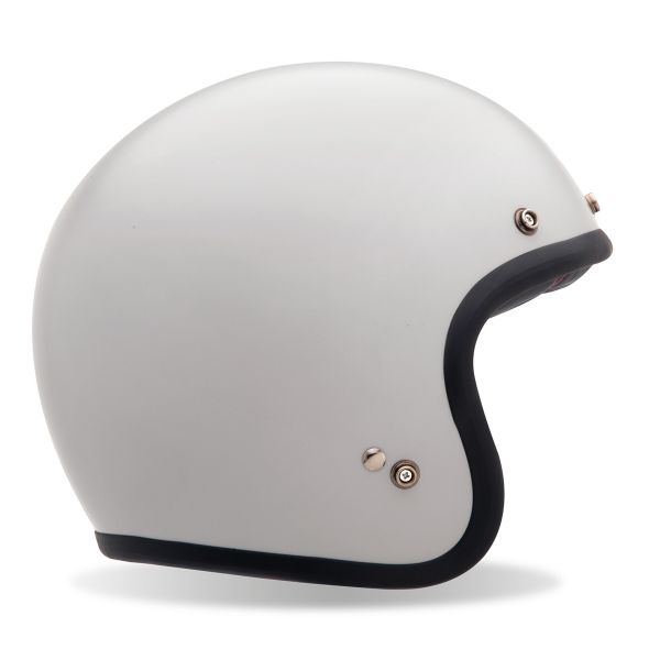 casque bell custom 500 vintage white au meilleur prix. Black Bedroom Furniture Sets. Home Design Ideas