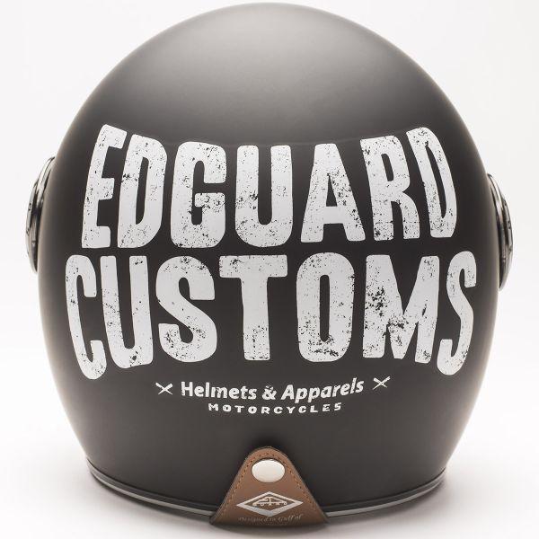 Edguard Dirt Ed Visor Customs Black