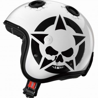 Casque Jet Caberg Doom Darkside