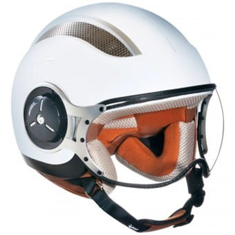 Casque Jet IOTA DP06 Vented White