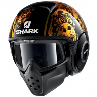 Casque Jet Shark Drak Sanctus KOO
