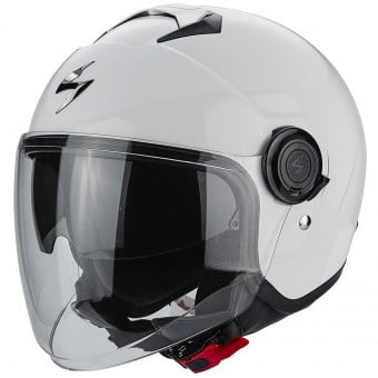 Casque Jet Scorpion Exo City White