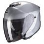 Casque Jet Scorpion Exo S1 Hypersilver