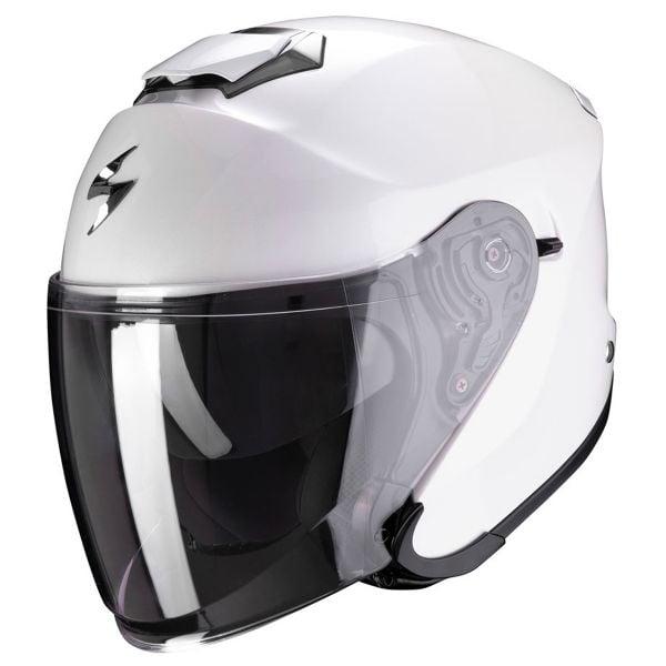 Casque Jet Scorpion Exo S1 White