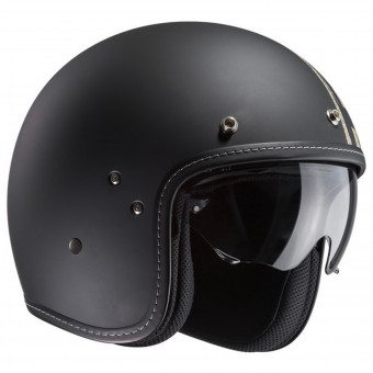 Casque Jet HJC FG-70s Burnout MC5F