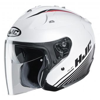 Casco moto HJC FG-JET ACADIA MC5 XS Nero//Bianco