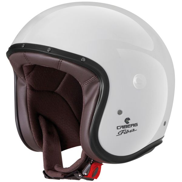 Casque Jet Caberg Freeride White