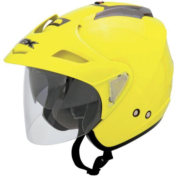 Casque Jet AFX FX-50 Hi-Vis Yellow