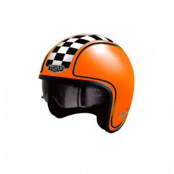 Taille L TORX Casque Moto Harry Flag ITALY