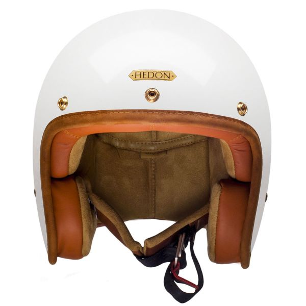Casque Jet HEDON Hedonist Knight Blanc