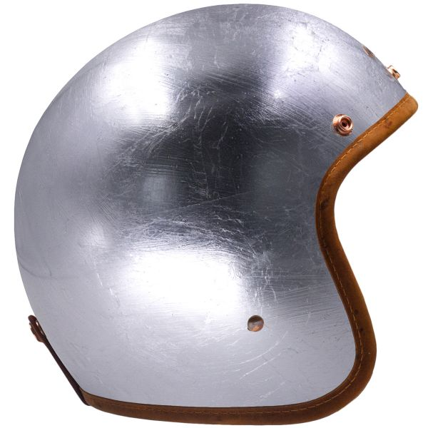 Casque Jet HEDON Hedonist Silver Lining