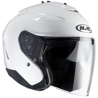 Casque Jet HJC IS-33 II White