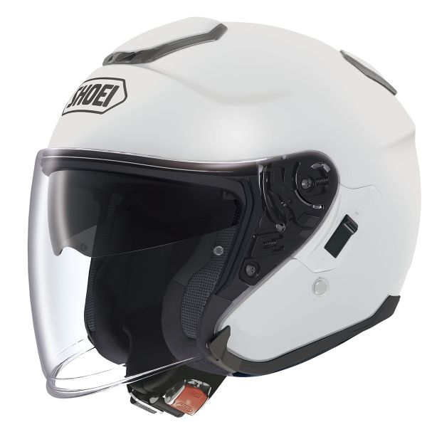 Casque Jet Shoei J-Cruise Blanc