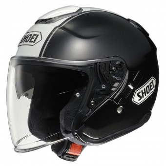 Casque Jet Shoei J-Cruise Corso Noir