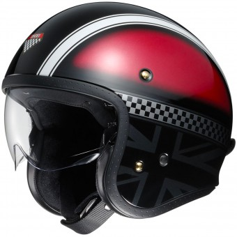 Casque Jet Shoei J.O Hawker TC1