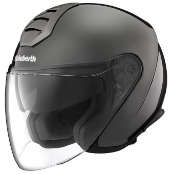 Casque Jet Schuberth M1 Amsterdam Anthracite