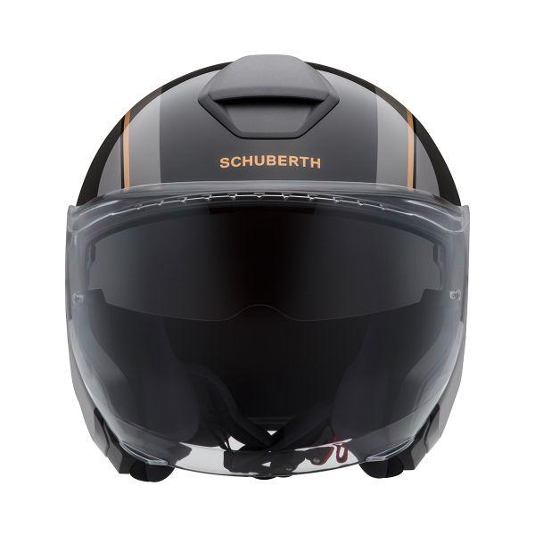 Schuberth M1 Pro Outline Black
