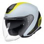 Casque Jet Schuberth M1 Pro Triple Jaune