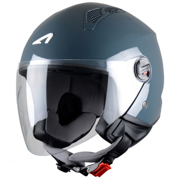 Casque Jet Astone Minijet Dark Grey