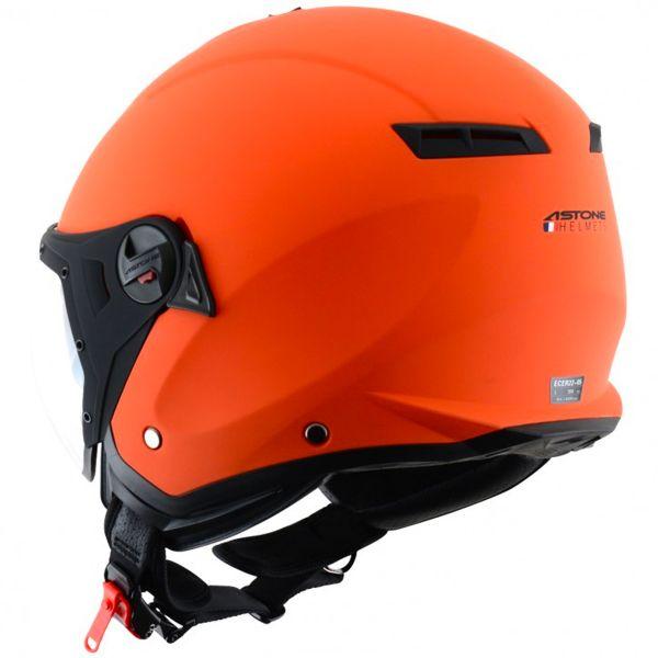 Astone Minijet Sport Matt Orange