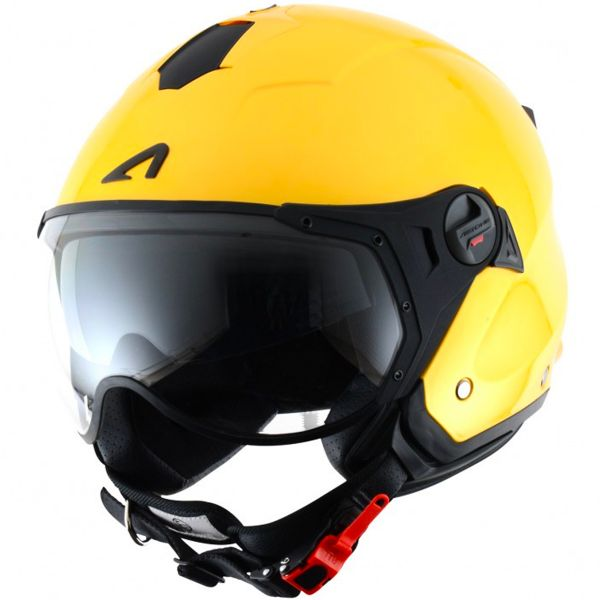 Casque Jet Astone Minijet Sport Yellow