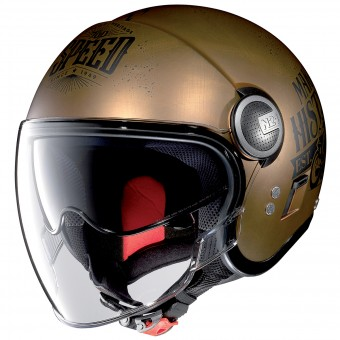 Casque Jet Nolan N21 Visor Moto GP Legends Copper 31