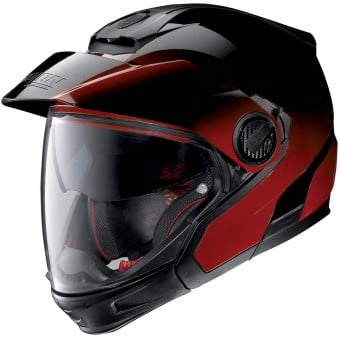 Casque Transformable Nolan N40 5 GT Fade Cherry 16