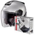 Pack N40 5 Special N-Com Salt Silver 11 + Kit Bluetooth B601R