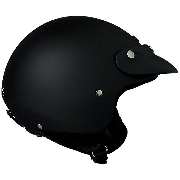 Casque Jet Nexx X60 Basic Noir