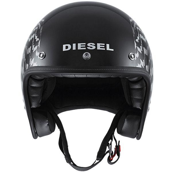 Diesel Old-Jack OJ 2 Matt Black Silver
