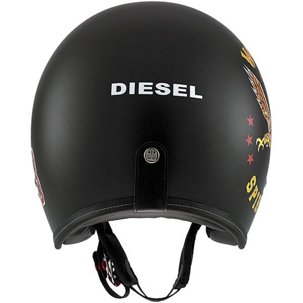 Diesel Old-Jack OJ 3 Black Yellow Red