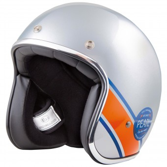 Casque Jet Stormer Pearl Loud