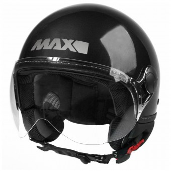 Casque Jet MAX Power Design Noir