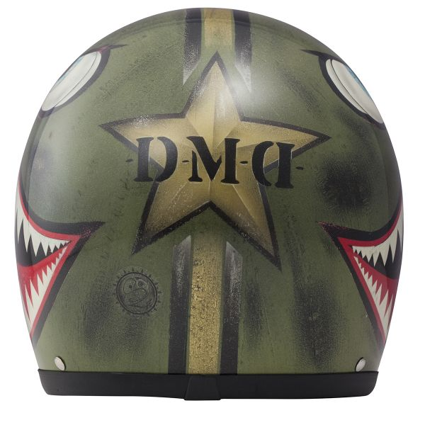 Dmd Vintage King Green