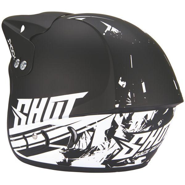 SHOT Shock Quad Matt Black