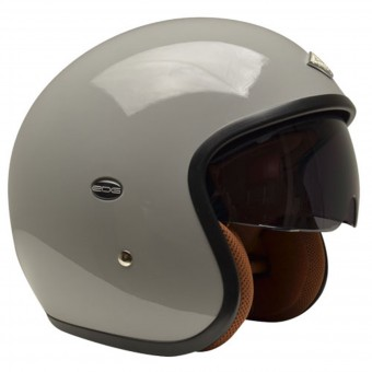Casque Jet Edguard Speed Ed Gris Tank