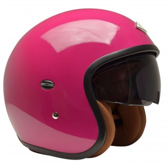 Casque Jet Edguard Speed Ed Rose