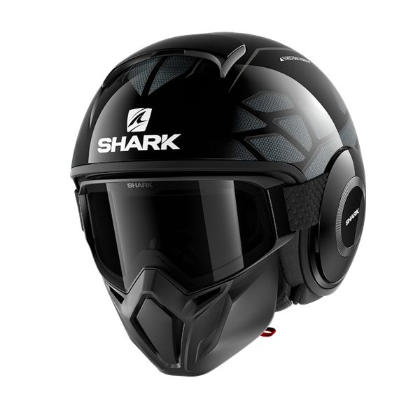 Casque Jet Shark Street Drak Hurok KSK