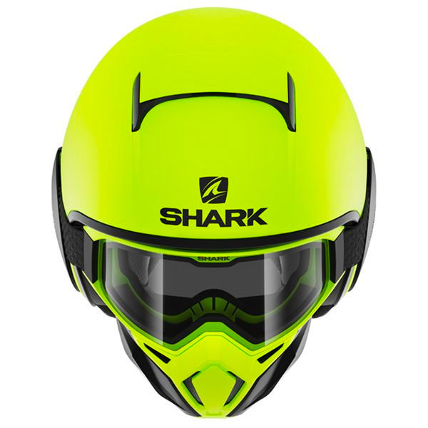 Shark Street Drak Neon Jaune Noir Mat